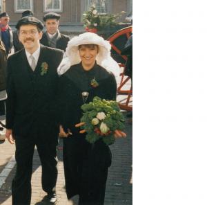 1998 Arno Vloet en Corry van Wijchen